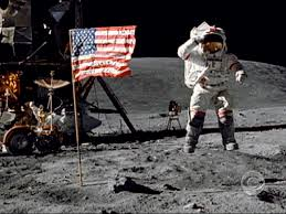 Made In China American Flags What Happened To The American Flags On The Moon Cbs News