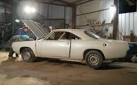 lexus salvage yard dallas tx roadkill episode 11 junkyard cuda drag race in texas