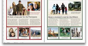 doc 600600 a family newsletter in word tips and best photos of
