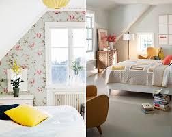 schlafzimmer gestalten mit dachschrã ge de pumpink wohnzimmer malen braun