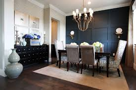 wall paneling ideas for dining room decoraci on interior