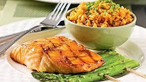 cuisiner le saumon saumon glacé à l érable