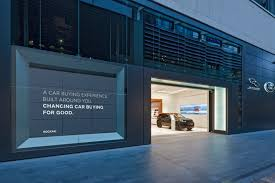 jaguar land rover dealership jaguar land rover launches shopping centre retail concept design