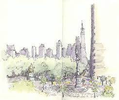new york sketchbook 2007 part two sketching and sketchbooks