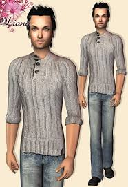 Liana Sims 2 Preview Women S Clothing Swimwear Liana Sims 2 Preview Men U0027s Clothing Casual Ts2 Clothing