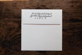 return address on wedding invitations our wedding invitations