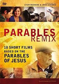 amazon com parables remix a dvd study 18 short films based on