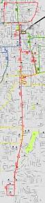 Red Line Map Tyler Texas U003e Departments U003e Tyler Transit U003e Map And Schedules