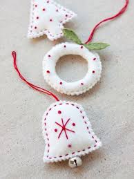56 original felt ornaments for your tree digsdigs