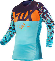 2016 Fox Racing 180 Womens Jersey Motocross Dirtbike Mx Atv