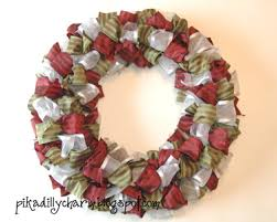 ribbon wreath pikadilly charm ribbon wreath