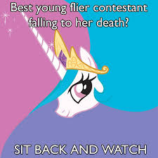 Princess Celestia Meme - trollestia molestia tyrant celestia know your meme