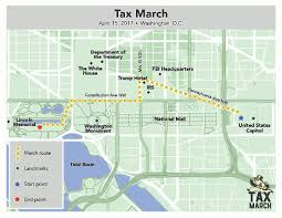 Washington Dc Airports Map by Tax March Map2 Jpg