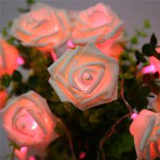 String Of Flower Lights by Diy Novelty String Lights Med Art Home Design Posters