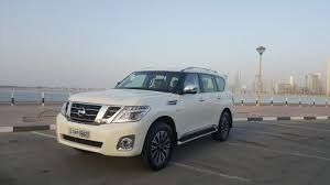 Nissan Patrol Platinum Nissan Patrol Platinum For Rent In Dubai