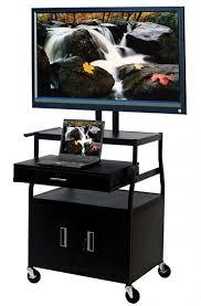 shelf design appealing tv slide out shelf storage organizations