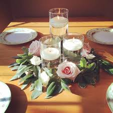 floating candle centerpiece ideas 60 lovely floating candle wedding centerpieces wedding idea