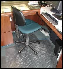 Glass Floor L Plastic Chair Mats Vs Glass Chair Mats