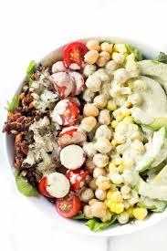 vegan cobb salad simply quinoa