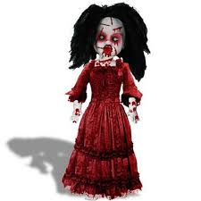 amazon com living dead dolls series 17 urban legends bloody mary