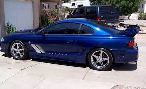 1997 mustang paint colors