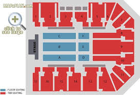 Ticketmaster Floor Plan Birmingham Genting Arena Nec Lg Arena Detailed Seat Numbers