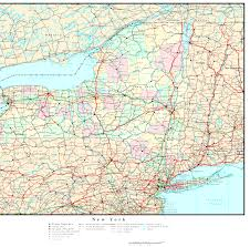 map of state of ny new york political map extraordinary of state ny creatop me