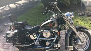 1996 harley davidson softail heritage classic for sale near st