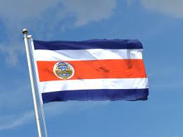 Costarica Flag Flagge Costa Ricas Kaufen 90 X 150 Cm Flaggenplatz At