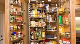 Kitchen Cabinets Storage Solutions Kitchen Storage Cabinets With Doors Marvellous Inspiration 26