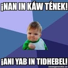 Memes De Internet - el desafã o de memes en la lengua materna â usando las redes
