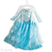Frozen Costume Frozen Costumes Review Part 1 Elsa U0027s Blue Gown U2014 Princess Rants