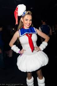 stay puft marshmallow costume stay puft marshmallow baby girl tutu costume so easy made with