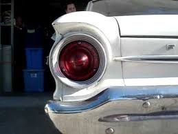 ford falcon tail lights 63 falcon led tail light finished youtube