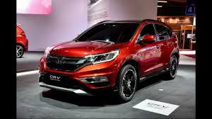honda jeep 2014 2018 honda cr v new design interior and engines youtube