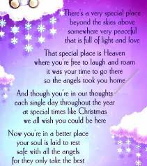 memorial poems for loved ones at christmas 16 special designs
