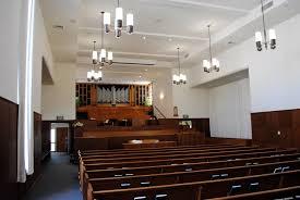 beverly hills ward chapel interior lds architecture