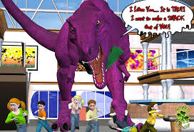 tyrannosaurus rex tv tropes
