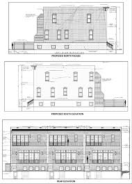 Habitat For Humanity Floor Plans Three Townhome Projects Continue Historic St Louis Infill Trend