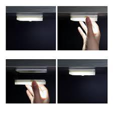 icicle usb rechargeable closet lights 2 pack motion sensor lights
