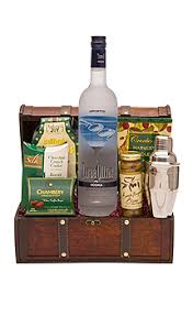 martini gift basket st s day gifts