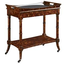 removable tray top table side table w removable tray top by fine furniture design wolf and