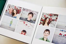 family photo album modern family album template for photographers design aglow