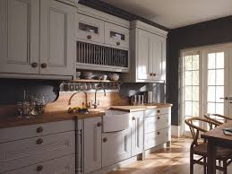 kitchen design and decoration using solid brown kitchen wood