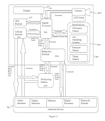 patent us8707758 sobriety monitoring system google patents