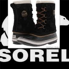 womens boots ebay uk rrp 125 sorel ensenada boot black womens boots size 3