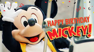 mickey s birthday trip around the world 2016 happy birthday mickey