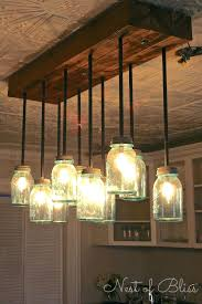 Diy Bottle Chandelier Build Your Own Bottle Chandelier Diy Rustic Patio Ladder