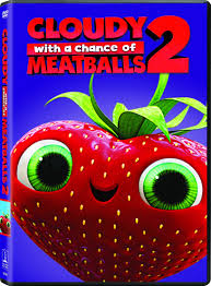 cloudy chance meatballs 2 dvd release 28 2014