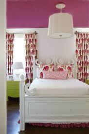 Pink And Green Bedroom - decorating with complementary colors centsational style